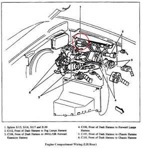 chevy malibu starter location get free image about