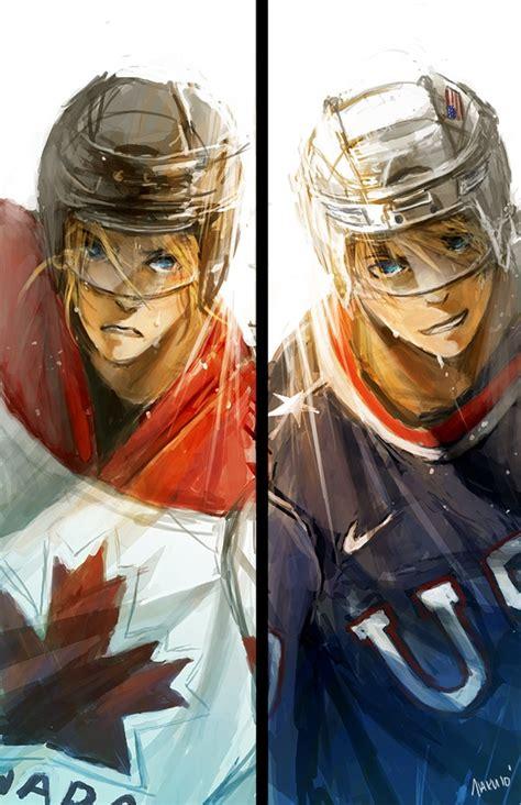 Kaos Anime Canada Knows Hockey 1000 images about hetalia awesomeness on hetalia hetalia and