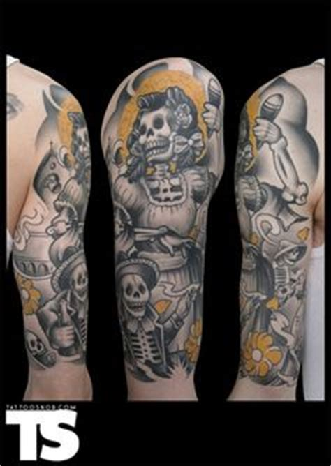 tattoo nightmares mariachi band day of the dead mariachi tattoos by cruz pinterest