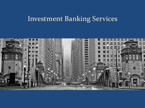 Investment Banking Notes Mba by Beamonte Investments Investment Banking