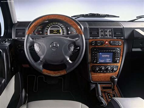 G Interior by G Class W124 Mercedes Unofficial Fan Page