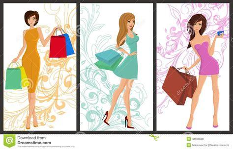shopping banner stock vector image 41638508