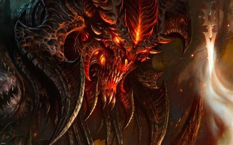 fantasy demon wallpapers to possess your desktop fantasy