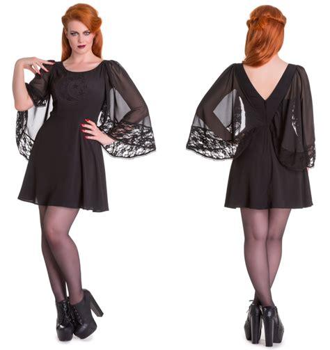 Ayla Gotik tunikakleid sonne mond stick ayla hellbunny hellbunny kleider details shop und