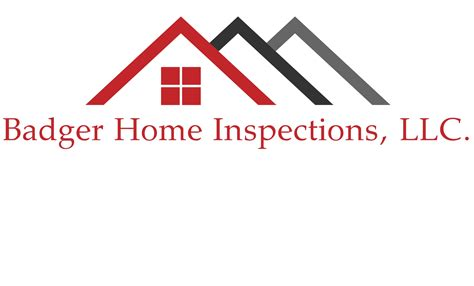 badger home inspections llc wisconsin wi