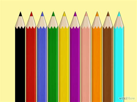 how to draw with colored pencils how to draw with colored pencils 6 steps with pictures