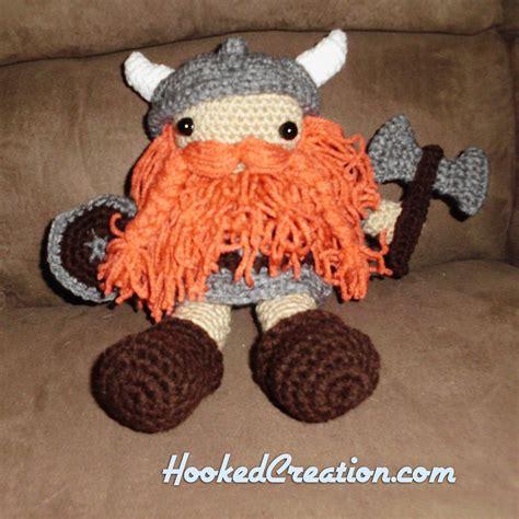 amigurumi viking pattern viking amigurumi crochet pattern pdf download