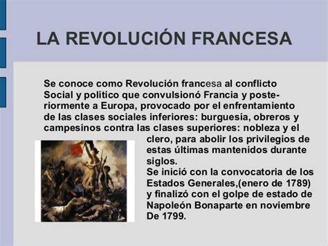 sobre la revolucion presentaci 243 n sobre la revoluci 243 n francesa