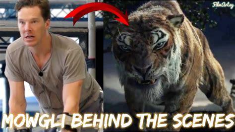 benedict cumberbatch mowgli mowgli behind the scenes and b roll 2018 benedict