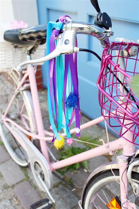 Fahrrad Speichen Lackieren by Diy Fahrrad Upcyceln 4 Geniale Ideen Um Dein Fahrrad