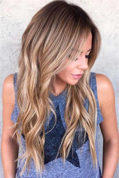 Hair Styles Cut Hair In Layers And Make Curls Or Flicks | 14 ways to style long haircuts with layers 10 ilove