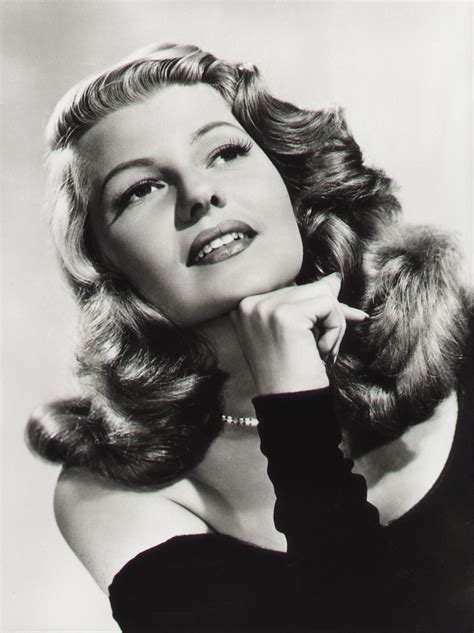 1940s rita hayworth hair the st of approval review rita hayworth and