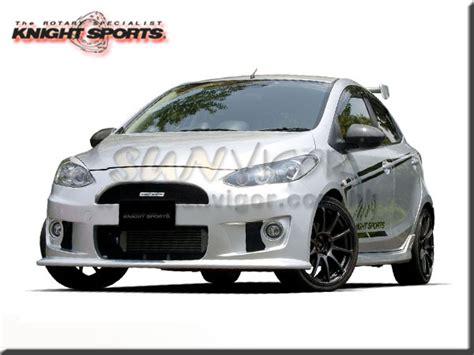 mazda 2 tuning sports mazda2 de demio modification performance