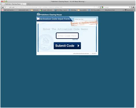 Www Pch Comactnow - what to do with a www pch com actnow activation code pch blog