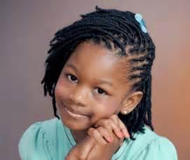 Little black girl hairstyles braids voguemagz voguemagz
