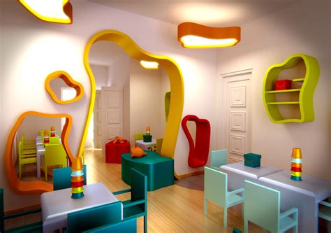 Futuristic Kitchen Designs by Carolina Kindergarten By Materiavirtual On Deviantart