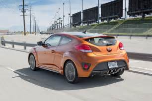 Hyundai Veloster Turbo Price 2017 Hyundai Veloster Turbo Test Review Motor Trend