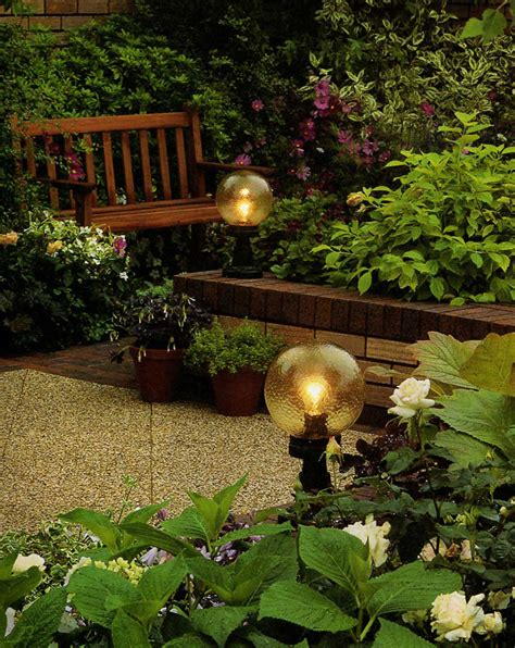 certified lighting garden lighting