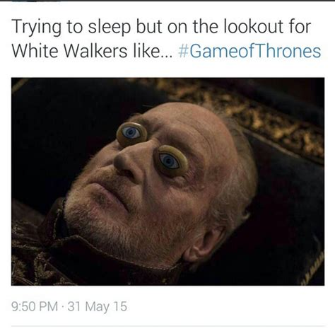 White Walkers Meme - game of thrones white walker battle meme