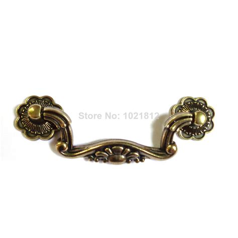 Antique Cabinet Door Handles by Aliexpress Buy Drawer Handles Antique Kitchen Pulls