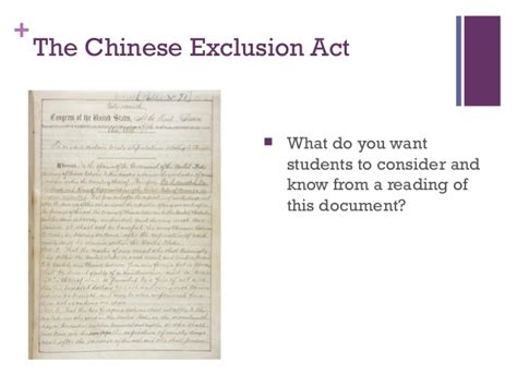 Exclusion Act Essay by Literacy In History Social Studies Strategies For Middle And High S