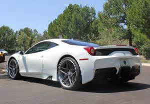 458 speciale on gfg wheels