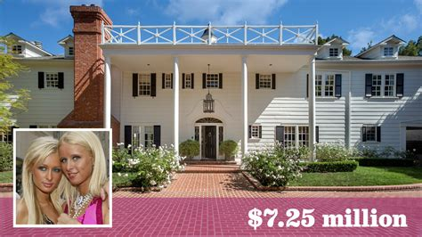 hton house paris and nicky hilton s childhood home in bel air is for