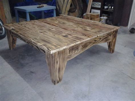 Rustic Pallet Coffee Table Wood Pallet Coffee Table Rustic 99 Pallets