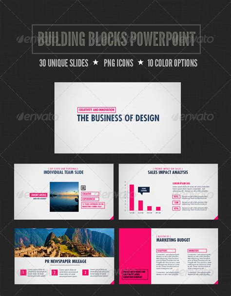 25 creatively designed powerpoint templates web
