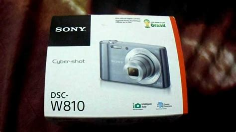 Bekas Kamera Sony Dsc W810 new sony dsc w810 digital box look