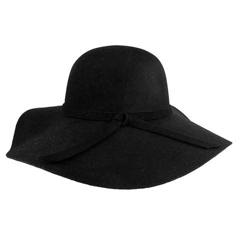 black sun hats for