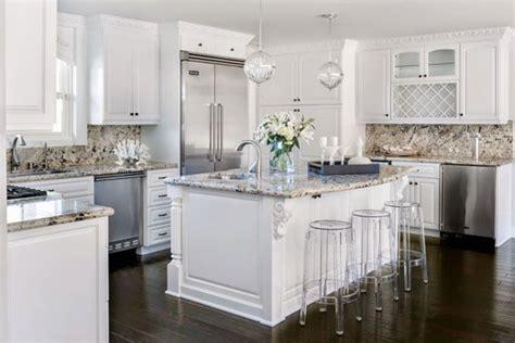 Stainless Kitchen Island by Cozinhas Americanas 18 Modelos Que Voc 234 Precisa Conhecer
