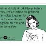 ex girlfriend quotes on pinterest crazy ex quotes new quotes about crazy ex girlfriends quotesgram