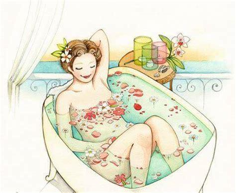 frau in badewanne sch 246 nheit ist eine sache des verhaltens gedankenwelt