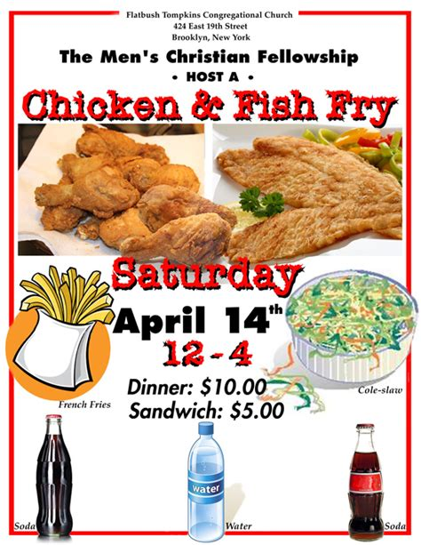 10 Best Photos Of Fried Flyers Chicken Dinners Chicken And Fish Fry Dinner Flyer Chicken Free Dinner Sale Flyer Template