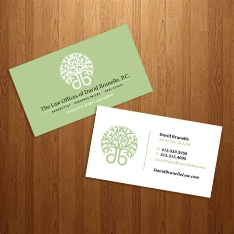 department of community supervision business card template professional lawyer business cards design exles