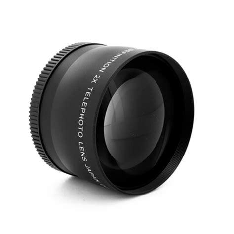 Tele Converter 2 2x 58mm tele 2x conversion lens 58mm japan optic