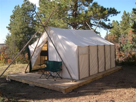 wall tent canvas wall tents