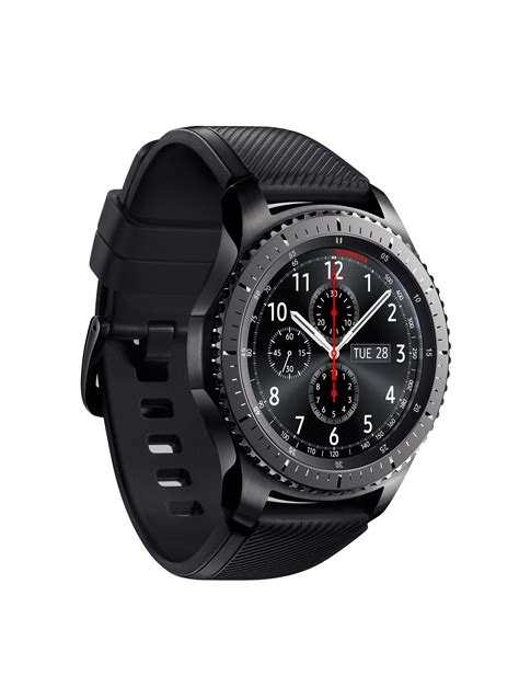 Samsung S3 Gear samsung expands smartwatch portfolio with gear s3