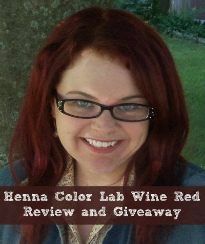 henna color lab henna color lab wine review and giveaway healthy