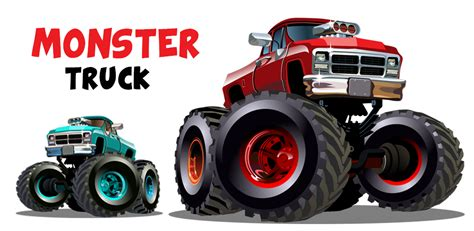 Cool Monster Truck Drag Racing Games Free Rod