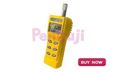 Alat Ukur Ph Dan Suhu Air alat ukur kualitas udara co2 dan suhu 7752 digital