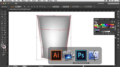 digital design mockup criando um mockup digital com a dupla illustrator e