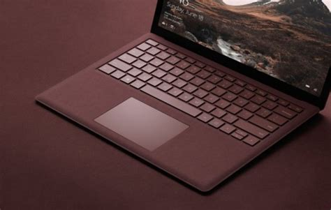 Macbook Terbaru Gold saingin macbook pro terbaru microsoft luncurkan surface laptop bernas id