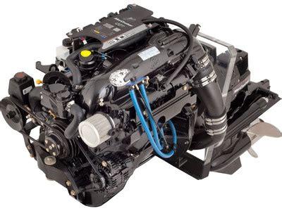 Двигатели Лодочные моторы Mercury Mercruiser для катеров