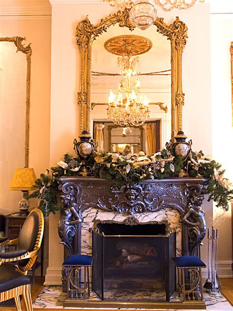 traditional home christmas decorating ideas a whole bunch of christmas mantel decorating ideas style