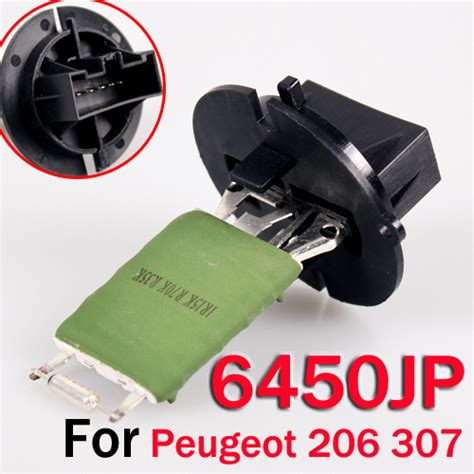 how to remove blower motor resistor peugeot 307 heater blower motor resistor for peugeot 206 307 citroen xsara picasso 6450jp ebay