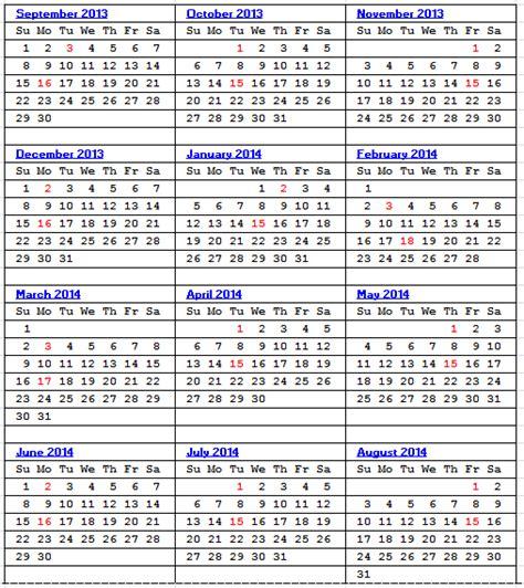 Biweekly Payroll Calendar 2015 Bi Weekly Payroll Calendar Adp Search Results Calendar