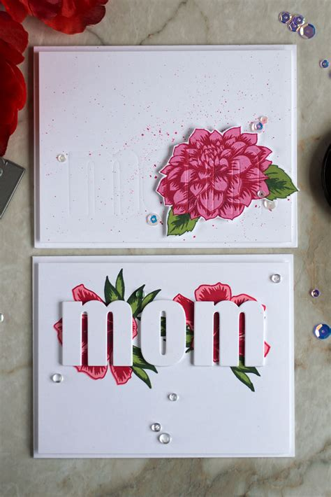 simple mother s day card ideas simple as that altenew last minute mother s day card ideas 183 craft walks