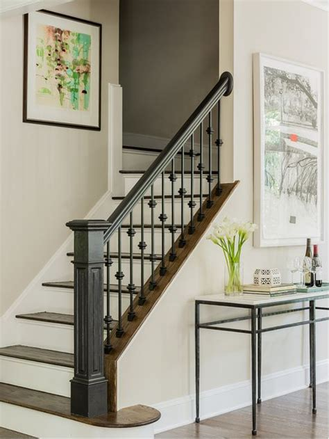 traditional staircases traditional staircase design ideas remodels photos